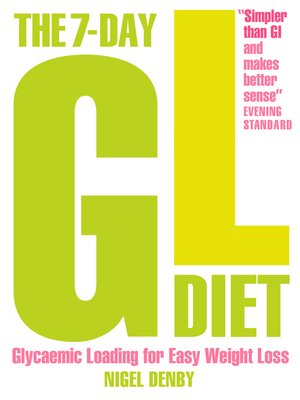 cover image of The 7-Day GL Diet